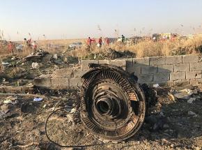 Rocznica zestrzelenia ukraińskiego samolotu