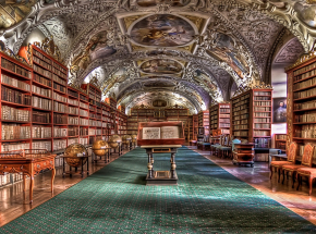 """Gra na podstawie """"Boskiej komedii"""" Dantego stworzona przez bibliotekę"""