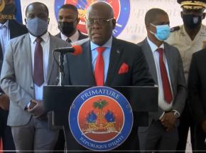 Haiti: premier Joseph Jouthe złożył rezygnację