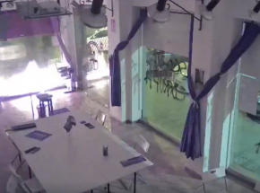 Hiszpania: atak na biuro jednej z lewicowych partii z użyciem materiałów wybuchowych