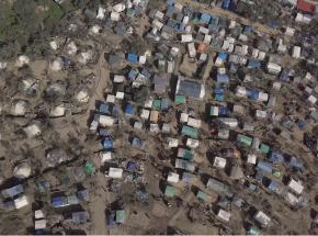 Grecja: postawiono zarzuty Afgance, która podpaliła się w obozie dla uchodźców