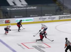 NHL: zwycięstwo Columbus Blue Jackets po rzutach karnych