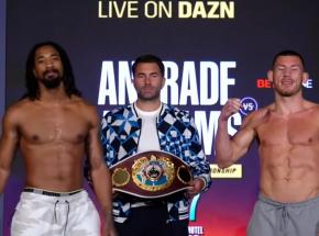 Matchroom Boxing:  Demetrius Andrade obronił mistrzostwo świata WBO!
