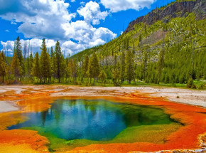 Superwulkan w Yellowstone