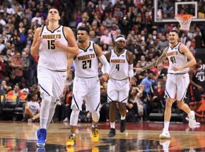 NBA: Nuggets pokonali Suns po dogrywce. Clippers podtrzymali zwycięską passę
