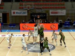 Koszykówka - 1. liga: starcie na szczycie dla WKK, triple-double Kordalskiego