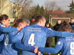 Piłka nożna kobiet: niespodzianka w Łodzi na start rundy wiosennej w Ekstralidze