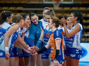 Tauron Liga: siatkarki Radomki wykonały pierwszy krok w kierunku brązowego medalu