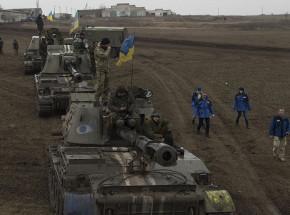 Ukraina: Rosja koncentruje wojsko na wschodniej granicy kraju