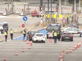 Hiszpania: zatrzymano kierowcę, który na fotelu pasażera przewoził zwłoki mężczyzny