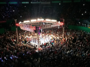 Matchroom Boxing: Carlos Gongora obroniłtytuł mistrza