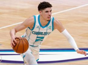 NBA: LaMelo Ball złamał nadgarstek!