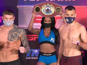Top Rank Boxing: Joe Smith Jr z pasem WBO w wadze junior ciężkiej