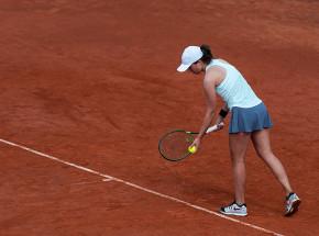 Tenis - WTA Adelajda: błyskawiczny awans Igi Świątek do ćwierćfinału