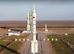 Chiny: pierwszy lot załogowy w kosmos od 2016 roku