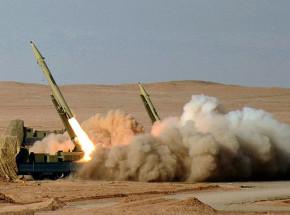 Iran testuje drony i rakiety dalekiego zasięgu