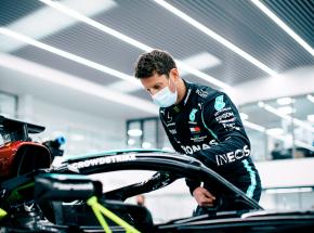 Formuła 1: Grosjean nie przetestuje Mercedesa podczas Grand Prix Francji
