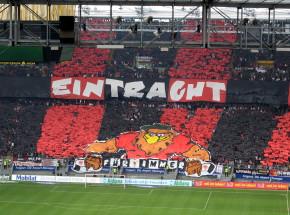 Bundesliga: podział punktów w meczu Eintrachtu z VfB Stuttgart