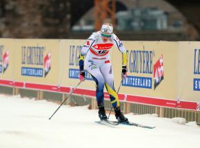 Biegi narciarskie – PŚ: upadek Svahn, triumfy Dahlqvist i Svenssona