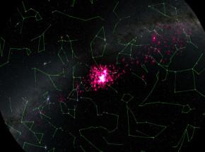 Rozpad najbliższej gromady gwiazd ujawnia nieznane struktury w Galaktyce