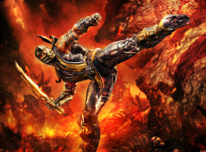 """Mortal Kombat Legends: Scorpion's Revenge"" z kat. R"