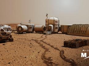 """Polska aplikacja rozszerzonej rzeczywistości - """"Mission to Mars"""""""