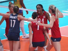Siatkówka - Liga Narodów: ciąg dalszy zwycięskiego snu Amerykanek