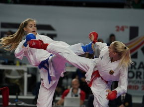 Karate – ME: nieudany dzień Polaków