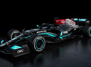 Formuła 1: Mercedes zaprezentował swój bolid