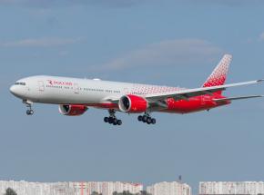 Awaryjne lądowanie Boeinga 777 w Moskwie
