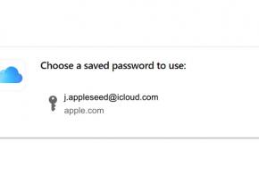 Pęk kluczy iCloud dostępny na Windowsie jako dodatek do Google Chrome