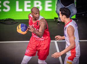 Koszykówka 3x3 - turniej kwalifikacyjny IO: wygrana z Brazylią, ćwierćfinał jest blisko
