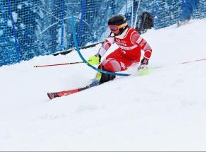 Narciarstwo alpejskie - MŚJ: nowe gwiazdy w slalomie. Sanetra na 23. miejscu!