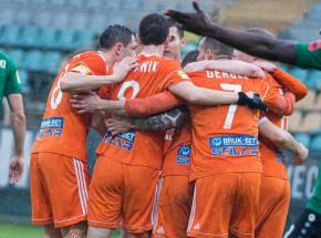 Fortuna 1 Liga: festiwal bramek i pewne zwycięstwo Termalici