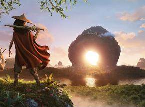 """Nowy zwiastun animacji Disneya: """"Raya i ostatni smok"""""""