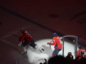 NHL: blamaż Blues, drugie zwycięstwo Capitals
