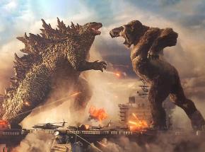 """""""Godzilla vs. Kong"""": świetny wynik Box Office w Chinach"""