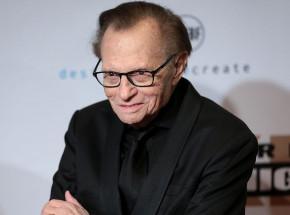 Larry King nie żyje