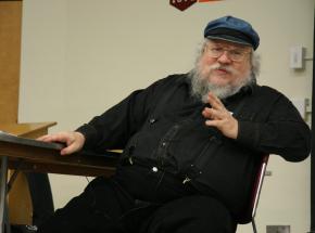 George R.R. Martin producentem serialu HBO