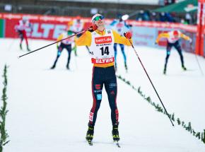 Kombinacja norweska - PŚ: niemieckie podium w Klingenthal