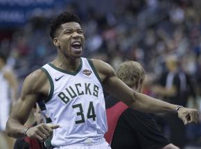 NBA: zwycięstwa Mavericks i Lakers, triple-double Giannisa