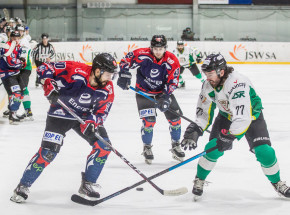 Hokej: GKS Tychy zmiótł Cracovię