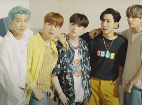 BTS zwycięzcami Global Album Chart Award