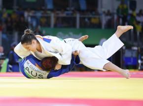 Judo - MŚ: słaby występ Angeliki Szymańskiej