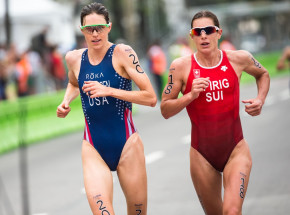 Triathlon – PŚ: Spirig najszybsza w Lizbonie, Cześnik trzydziesta