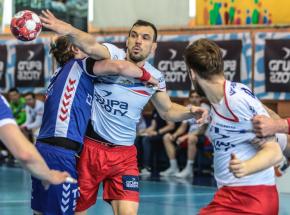 PGNiG Superliga: wyrównane pojedynki w Lubinie i Głogowie