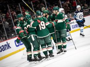 NHL: siódme zwycięstwo Wild z rzędu