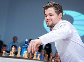 Szachy: Carlsen z pierwszym tytułem Champions Chess Tour