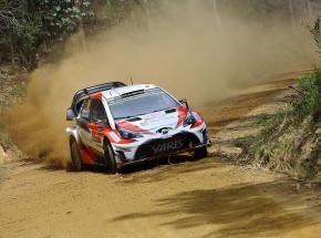 WRC: Elfyn Evans zwycięża w Rajdzie Portugalii