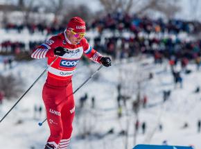 Biegi narciarskie - MŚ: Bolszunow wygrywa z norweską koalicją
